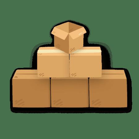 Advanced Studio Apartment Moving Kit