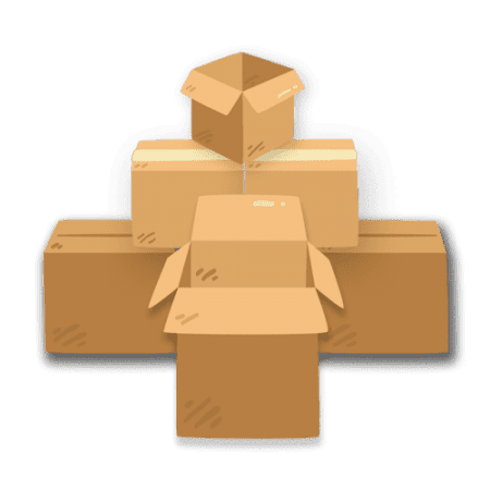 Wardrobe 3-4 Bedroom Moving Kit